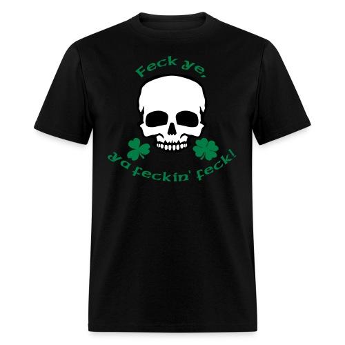 Irish Attitude - Men's T-Shirt