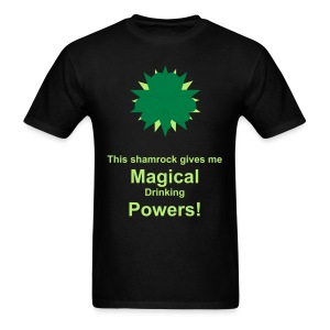 Magical Drinking Powers - Men's T-Shirt