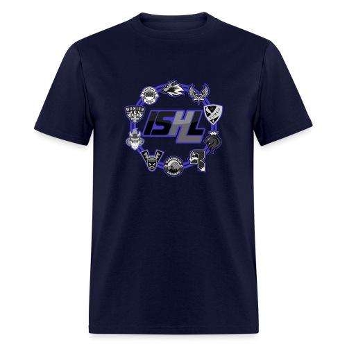 ISHL Supports Haiti T-Shirt 4 - Men's T-Shirt