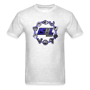 ISHL Supports Haiti T-Shirt 3 - Men's T-Shirt