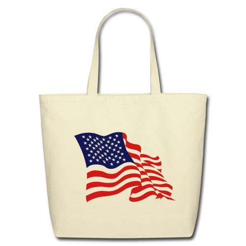 Save The Country Tote - Eco-Friendly Cotton Tote