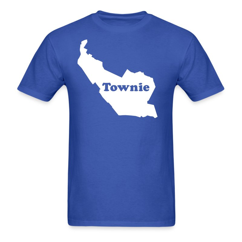 Somerville Townie Men's - Men's T-Shirt