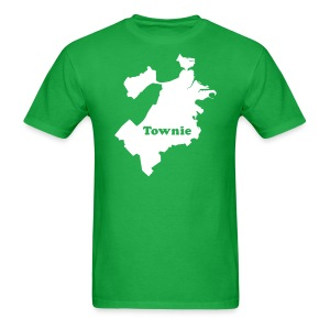 Boston Townie Men's - Men's T-Shirt