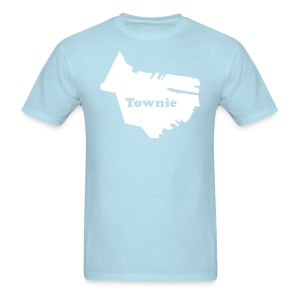 Charlestown Townie Men's - Men's T-Shirt