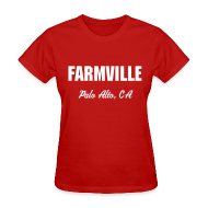 Women's T-Shirts ~ Women's T-Shirt ~ Farmville - Women's