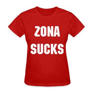 Zona Sucks - Women's - Women's T-Shirt