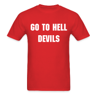 T-Shirts ~ Men's T-Shirt ~ Go To Hell - Men's