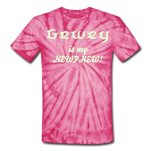 For Melissa - Unisex Tie Dye T-Shirt