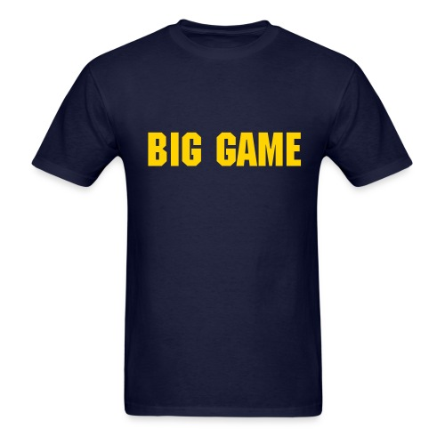 Big Game - Men's - Men's T-Shirt