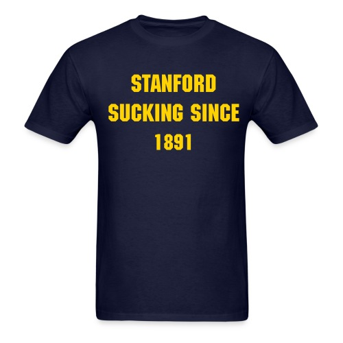 Stanford Sucking - Men's - Men's T-Shirt