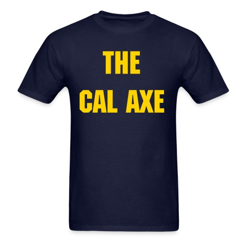 Cal Axe - Men's - Men's T-Shirt