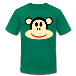Monkey - Men's Fine Jersey T-Shirt