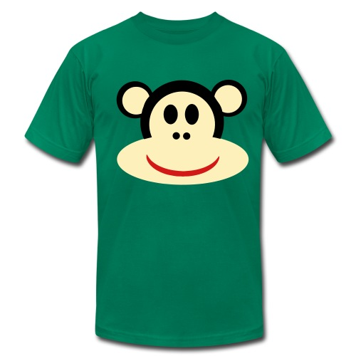 Monkey - Men's  Jersey T-Shirt