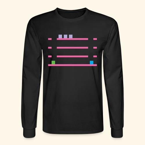 LowRez2 - Men's Long Sleeve T-Shirt