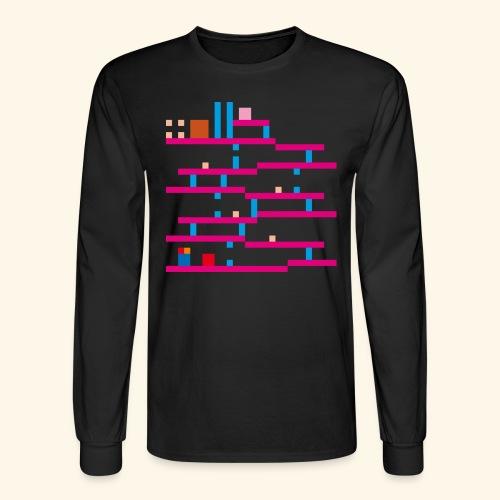 LowRez3 - Men's Long Sleeve T-Shirt