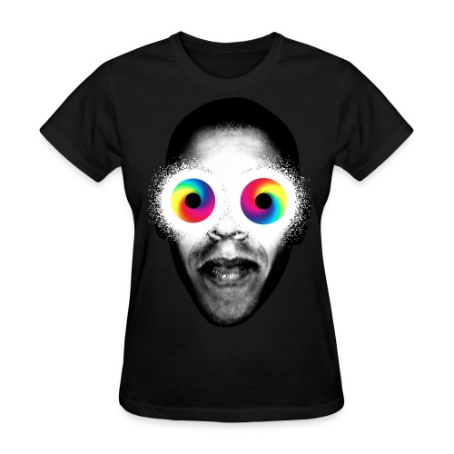 PSYCHEDELIC EYES - Women's T-Shirt