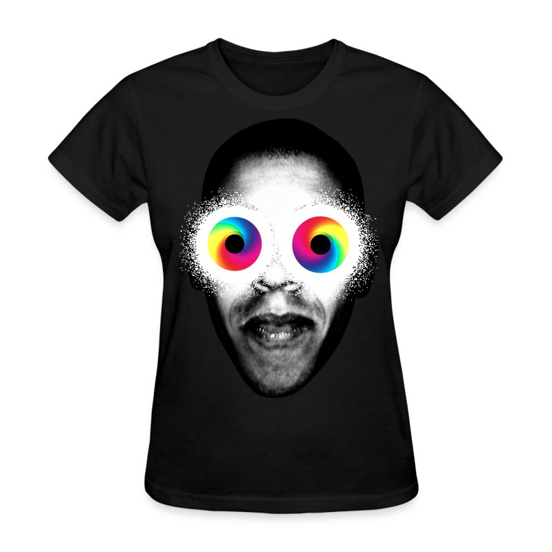 PSYCHEDELIC EYES - Women's T-Shirt