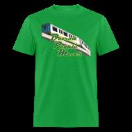 T-Shirts ~ Men's T-Shirt ~ Detroit People Mover Men's Standard Weight T-Shirt