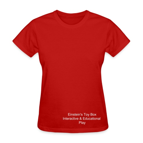Spread the word with our web shirt - Women's T-Shirt
