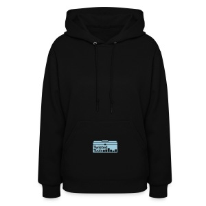 Twisted Tools Toolbox Front & Back - Women's Hoodie