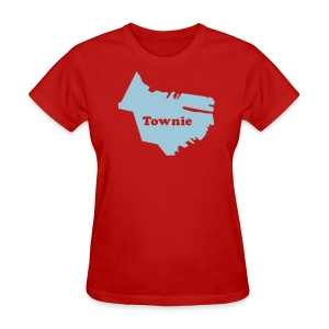 Charlestown Townie Women's - Women's T-Shirt