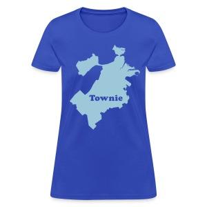 Boston Townie Women's - Women's T-Shirt