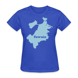Boston Townie Women's - Women's T-Shirt