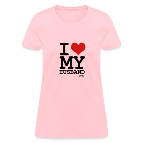 For the loving wife - Women's T-Shirt