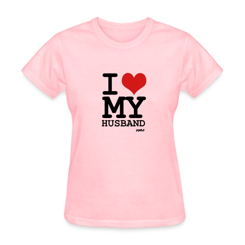 For the loving wife - Women's T-Shirt
