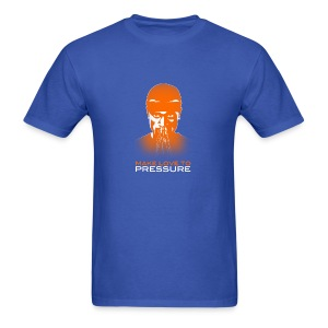 BCP Make Love to Pressure T-Shirt  -  Standard weight - Men's T-Shirt