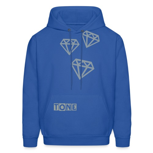 diamond jacket - Men's Hoodie