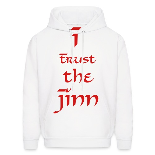 Angel Lies I trust the Jinn Hoody - Men's Hoodie