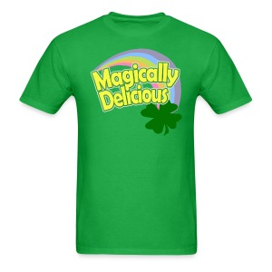 Magically Delicious St Patricks Day T-Shirts - Men's T-Shirt