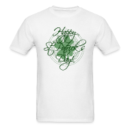 T-Shirts ~ Men's T-Shirt ~ Happy St. Patricks Day T-Shirt
