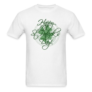 Happy St. Patricks Day T-Shirt - Men's T-Shirt
