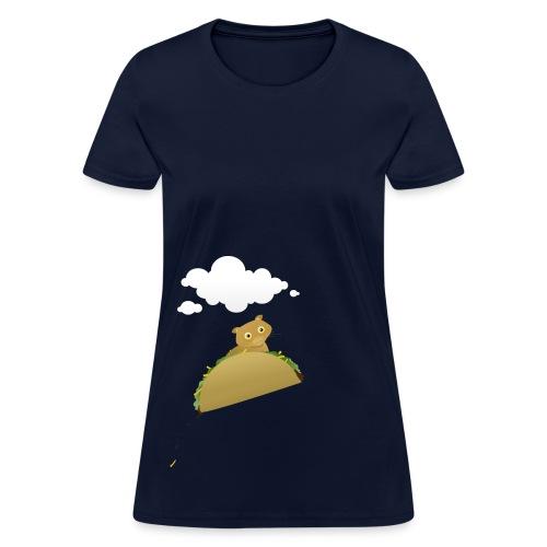 Bonky Taco - Women's T-Shirt