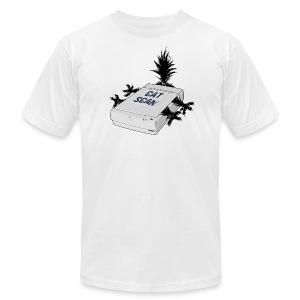 Cat Scan - Men's Fine Jersey T-Shirt