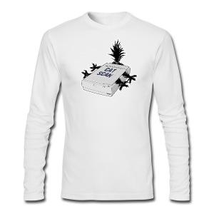 Cat Scan - Men's Long Sleeve T-Shirt by Next Level