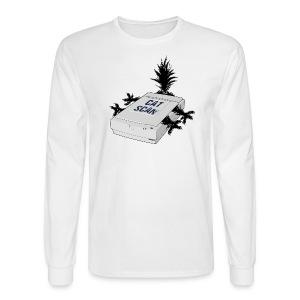 Cat Scan - Men's Long Sleeve T-Shirt