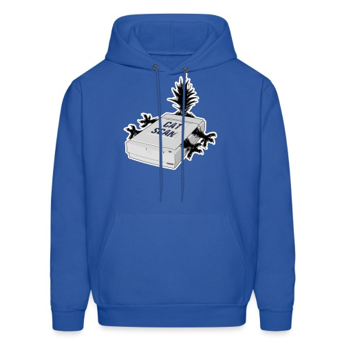 Cat Scan - Men's Hoodie