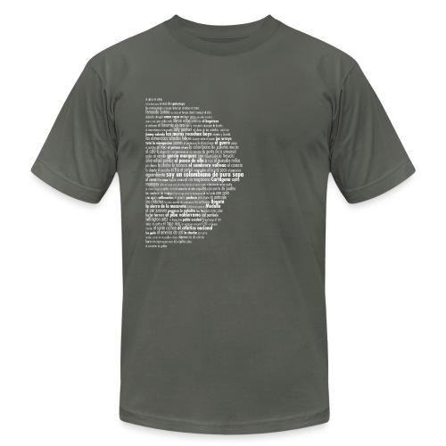 Colombiano De Pura Sepa - Men - Men's Fine Jersey T-Shirt