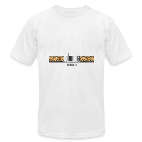 Colombia America del Sur - Men's Fine Jersey T-Shirt