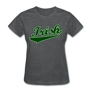 Irish St Patricks Day Shirt - Women's T-Shirt
