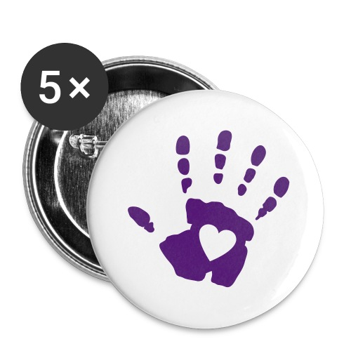 Cure Kaiden - Buttons large 2.2'' (5-pack)