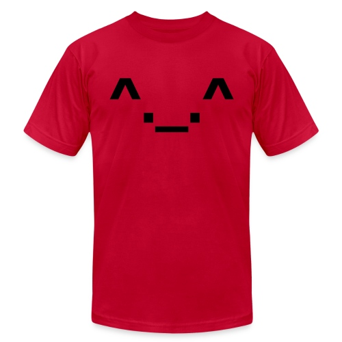 Smiley/Cat Eyes - Men's  Jersey T-Shirt
