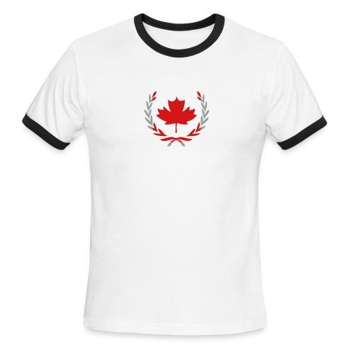 United Canada - Men's Ringer T-Shirt