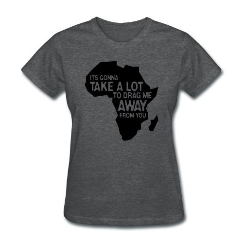 Africa Tee - Women's T-Shirt