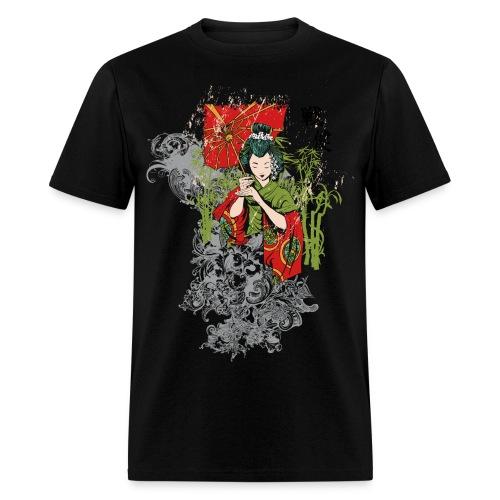 Geisha by AG - Men's T-Shirt
