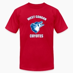 West Canaan Coyotes T-Shirts