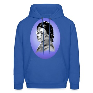 Rosa Parks_A Portrait In Courage - Men's Hoodie